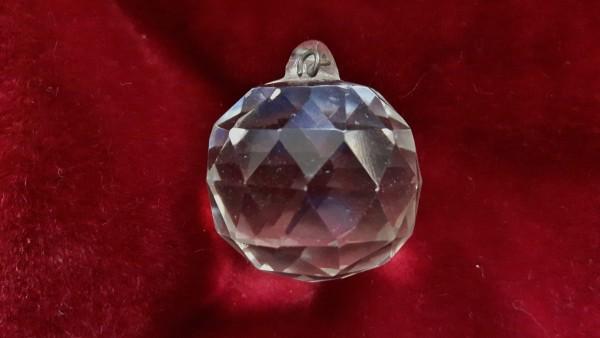 Solid glass bottom ball mm width
