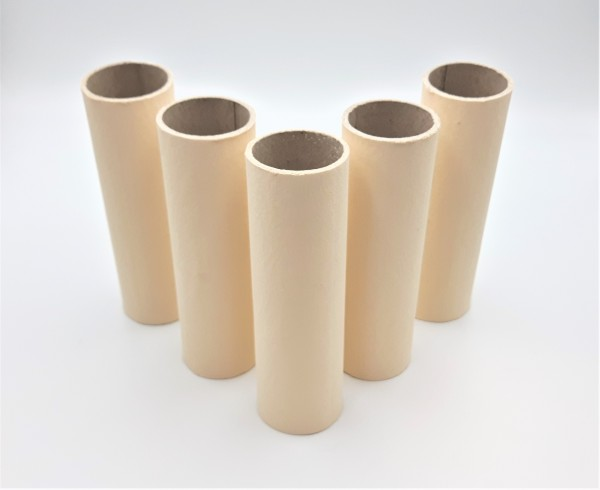 Candle Tubes Magnolia Tube Card 100mm x 26mm