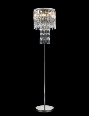 Full cut Crystal base lamp