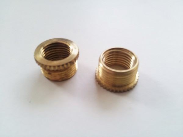 Solid Brass Reducers