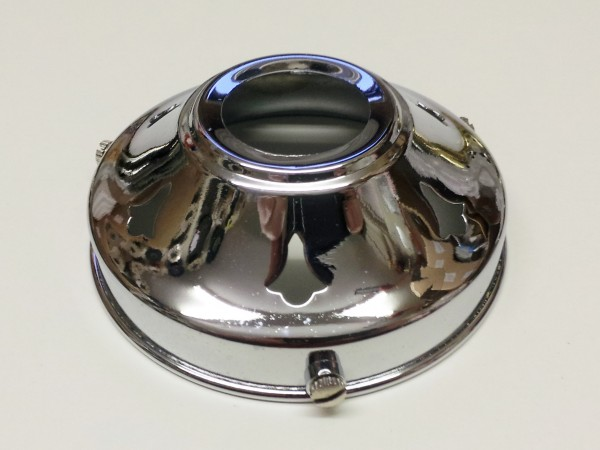 Chrome Lampshade Holder Gallery 3 1~4 Inch