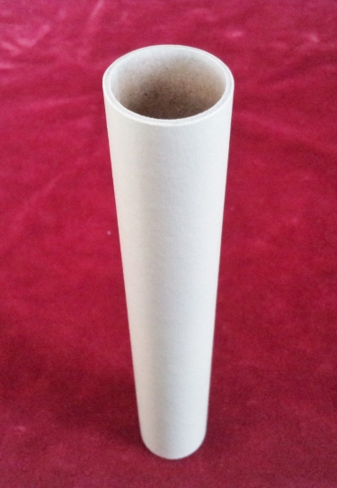 Candle Tube sleeve slip Magnolia Card 170mm x 24mm for large chandeliers