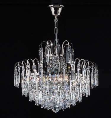 full cut crystal chandelier