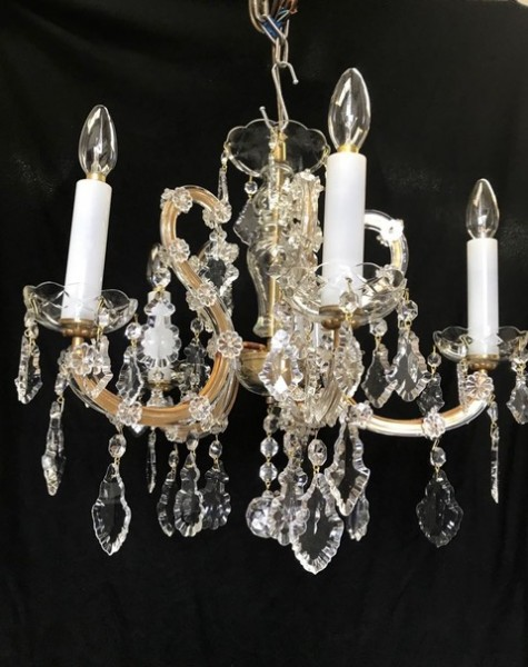 Maria Theresa Chandeliers For Sale