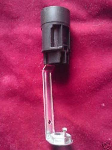 E14 LAMP HOLDER WITH STEM - SES E14 - TOTAL HEIGHT 100MM
